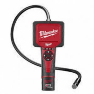Milwaukee M-Spector™ AV M12™ Cordless LITHIUM-ION Multimedia Camera Kit (17mm)  2311-21