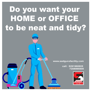 Office Cleaning Services Near Me – Sadguru Facility