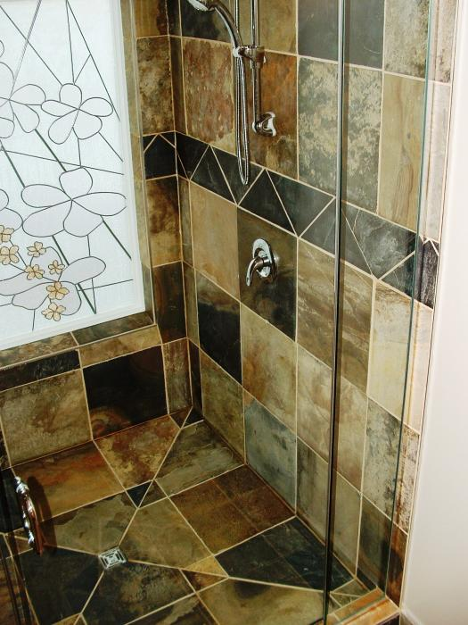 Window Insida Tile Shower Remodeling Contractor Talk