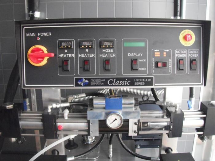 NuVERSA GH-40 PMC Foam Machine