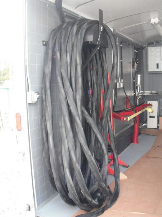 NuVERSA Hose Hanger