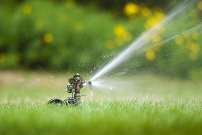 sprinkler installation and irrigation system repair troy ohio